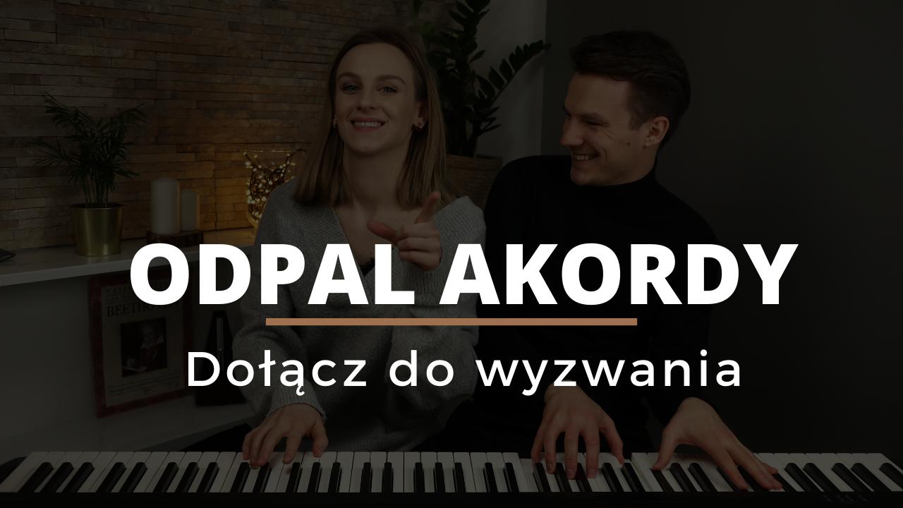 #ODPALAKORDY i Naucz Się Grać Akordami! 6-dniowe wyzwanie!