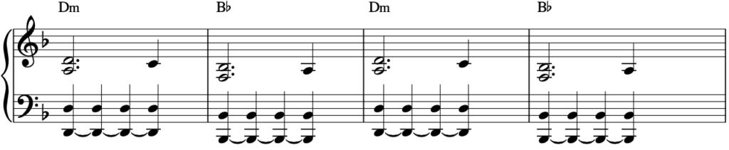 jak tworzyć piękne melodie na pianinie