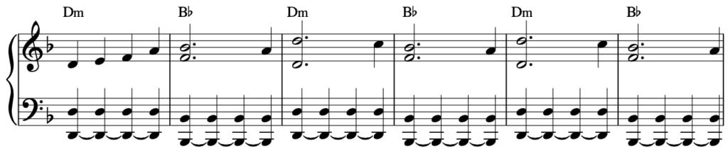 jak akompaniować na pianinie