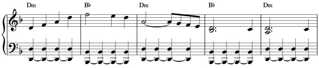 nauka improwizacji na pianinie
