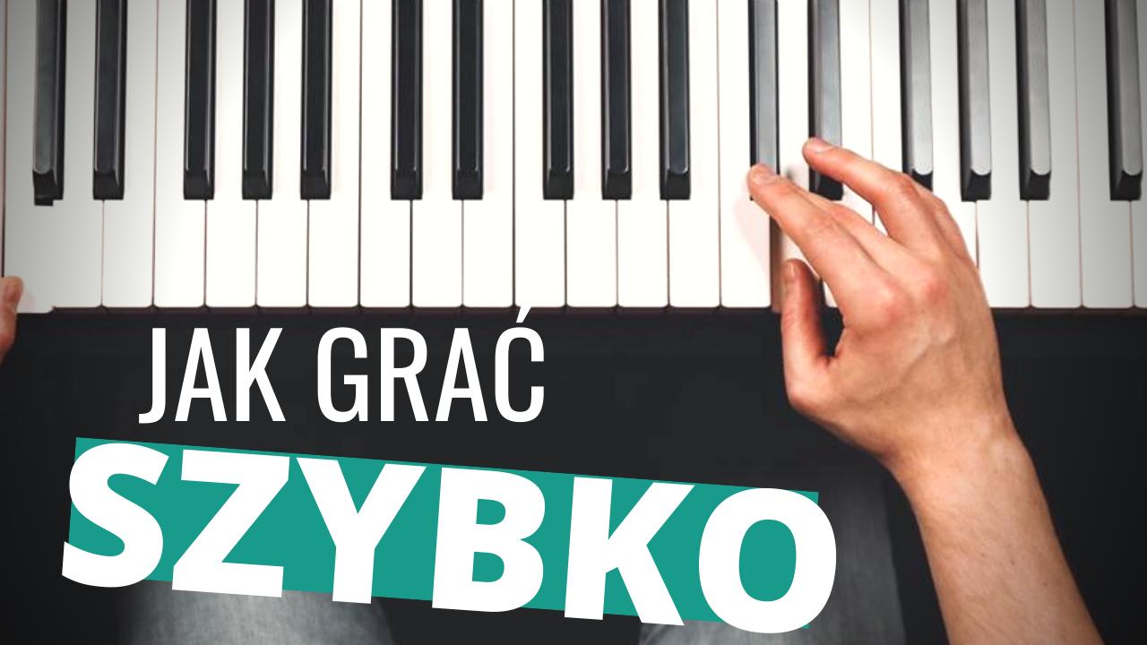 Jak Szybciej Grać Na Pianinie – Gama Chromatyczna!